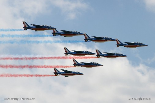 Bourget2015 00 Patrouille