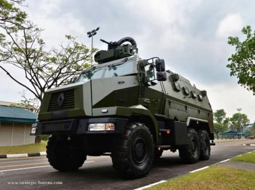 Higuard Singapour A004