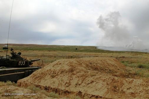 Kazakhstan T-72 A002