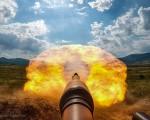 M1A2 firing Bulgaria