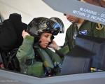 Female F-35 pilot A001