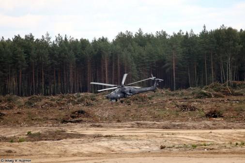 Mi-28 Crashed 001