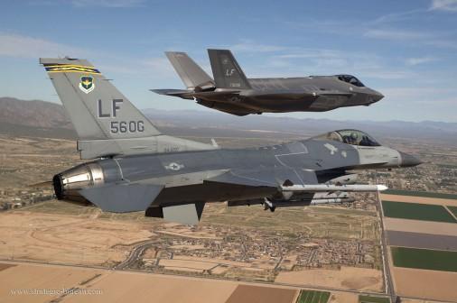 F-35 F-16 008