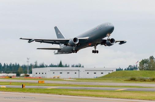 KC-46A Pegasus A001