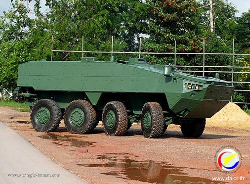 IFV 8x8 Thailande A001
