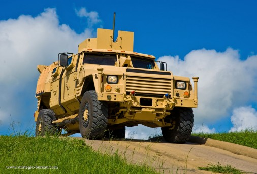 JLTV Cat-B Locheed Martin A002