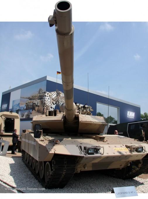 Leopard-2A7+ Qatar A001