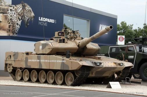 Leopard-2A7+ Qatar A002