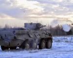BTR-3E1 tir missile A201