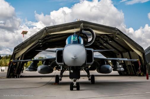 JAS-39 Gripen A001