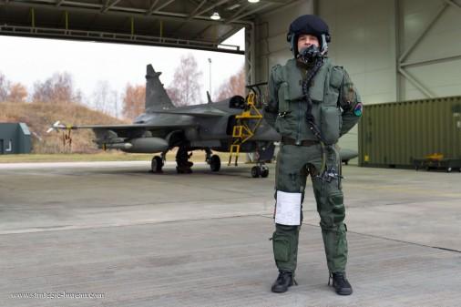 JAS-39 Gripen A002