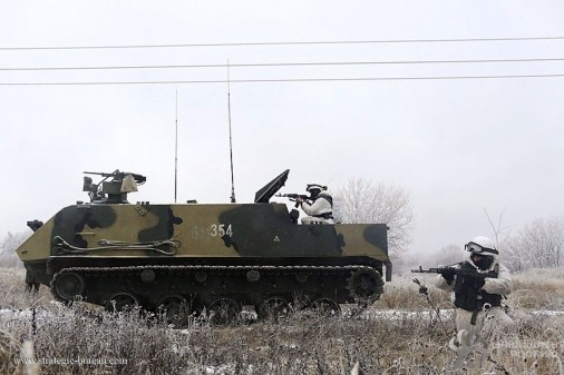 BTR-MDM 004
