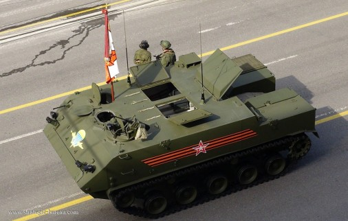BTR-MDM 007