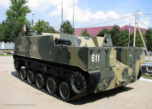 BTR-MDM 008