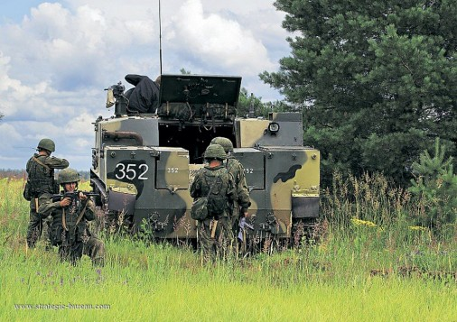BTR-MDM 011
