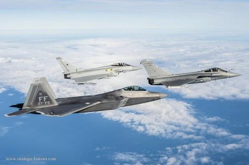 F-22 Rafale Typhoon 007