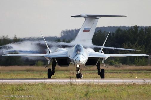 PAKFA T-50 003