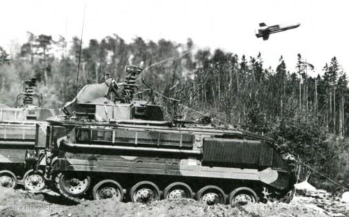 Swingfire 007 FV438