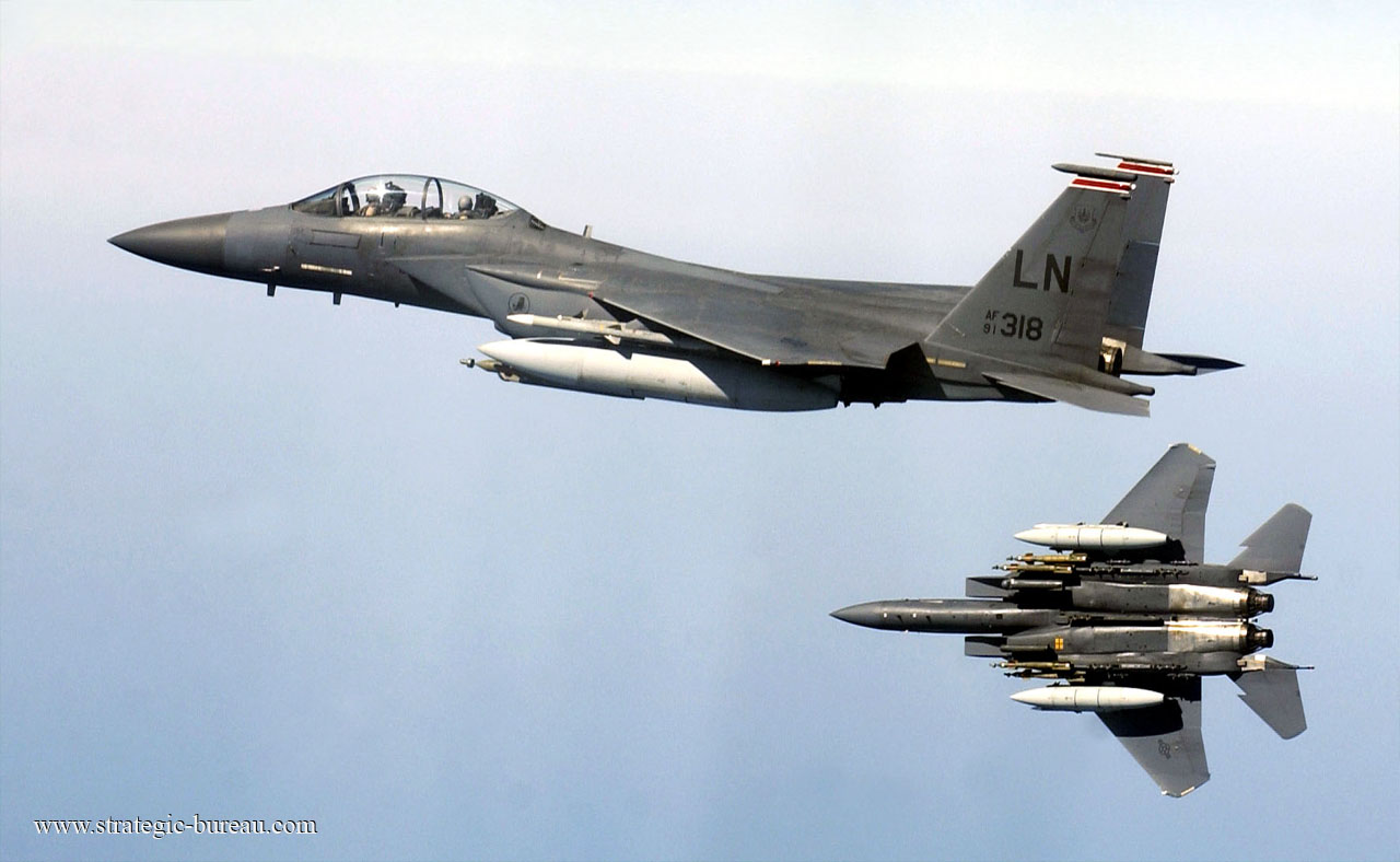 F 15 Eagle Strategic Bureau Of Information