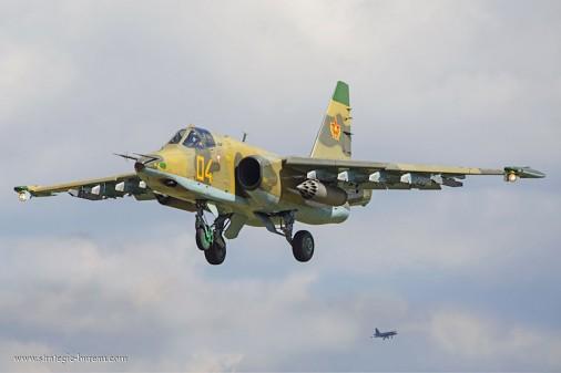 Su-25 011 Kazakhstan