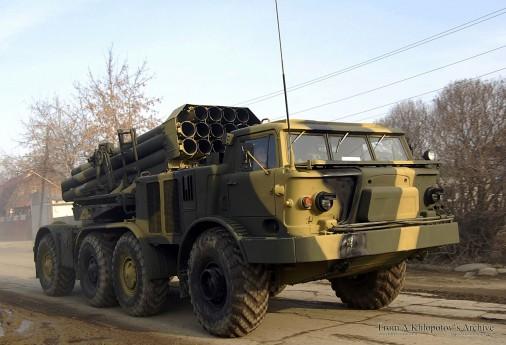 BM-22 Uragan 001