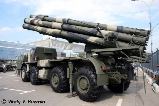BM-30 Smerch 009