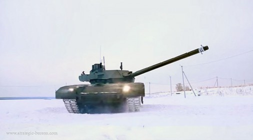 T-14 Armata B002_Winter