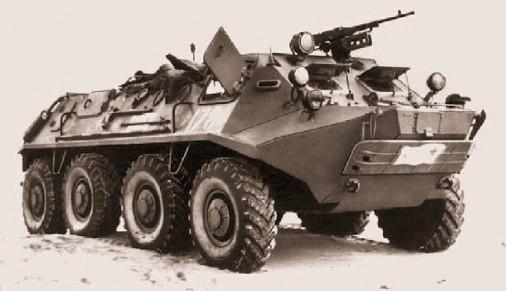 BTR-60 HS01