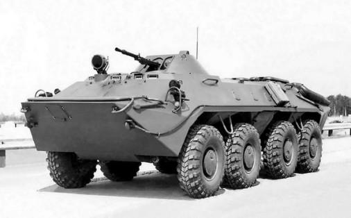 BTR-70 HS01