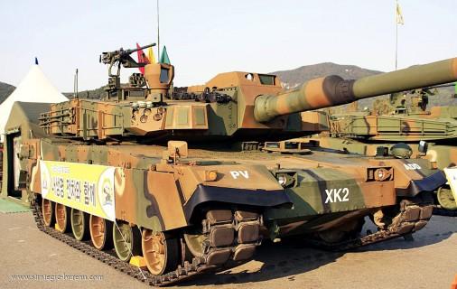 K-2 Black Panther A203
