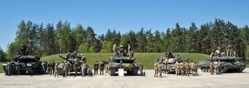 Leopard-M1-M84-Challenge