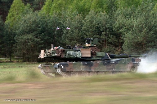 M1A2SEP Abrams Challenge 003