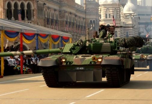 PT-91M DP_001_Malaisie