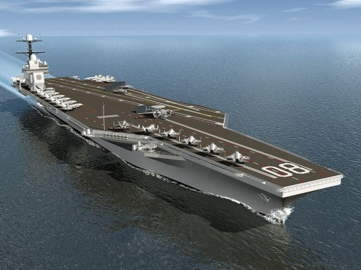 USS_Enterprise_CVN-80 001
