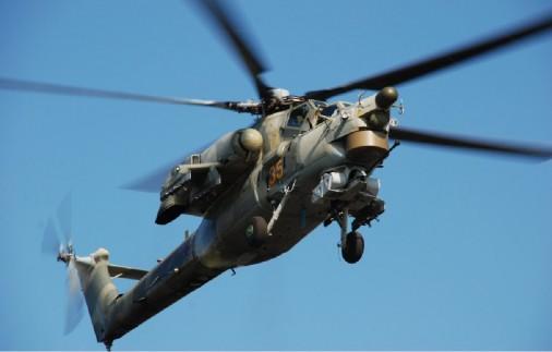 Mi-28NE A001