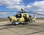 Mi-28NE Algerie A001