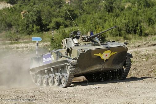 Tir BMD-2 A001