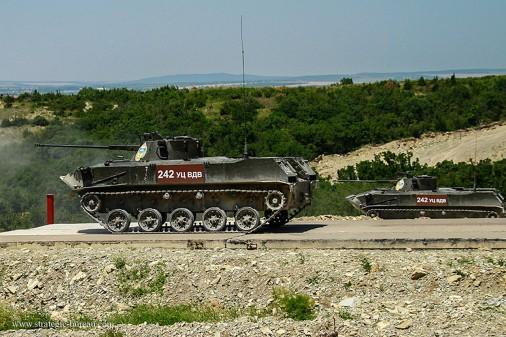 Tir BMD-2 A005