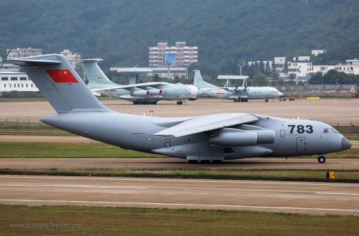 Y-20 Kunpeng 001