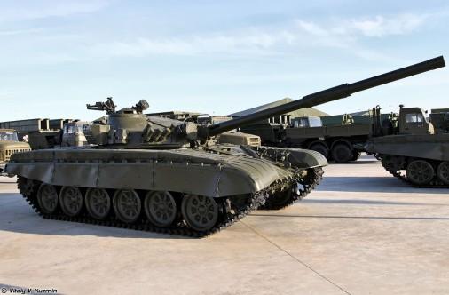 T-72A A001