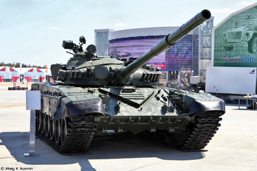 T-72A A002