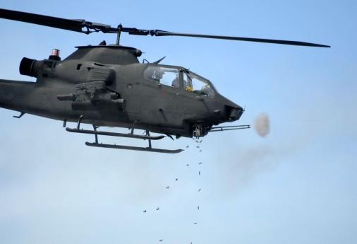 AH-1 coree tir A110a