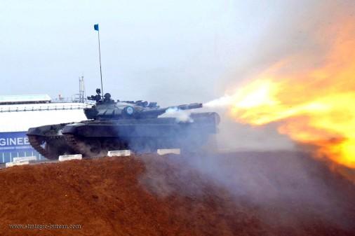 T-72 Kazakh tir A101
