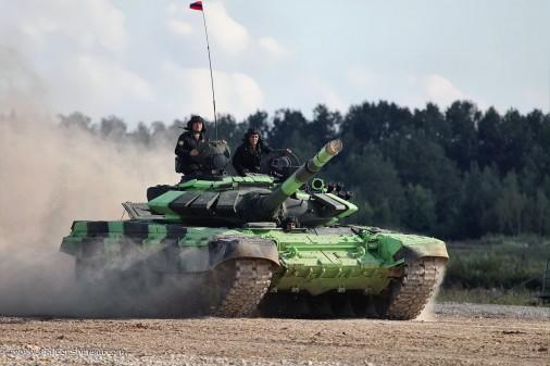 T-72B3 Armenie A101