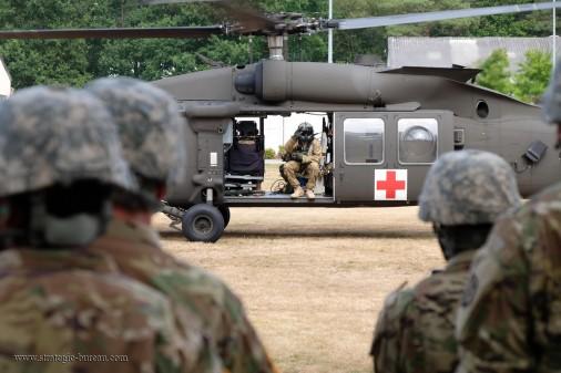 UH-60 Medevac A101