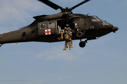 UH-60 Medevac A103