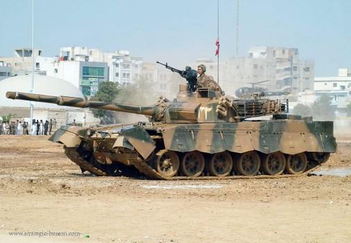 Al-Khalid MBT-2000 A001