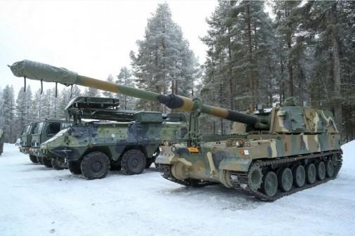 K9 Thunder Finlande A001