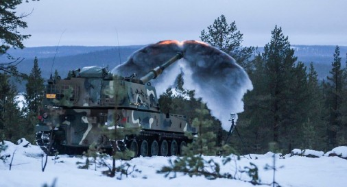 K9 Thunder Finlande A002