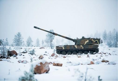 K9 Thunder Finlande A003